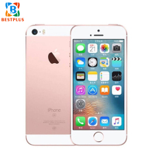 """Разблокированный Apple iPhone SE A1723 LTE мобильный телефон 4,"""" 2 Гб Оперативная память 16/64GB Встроенная память двухъядерный 640x1136 px Touch ID смартфон"""
