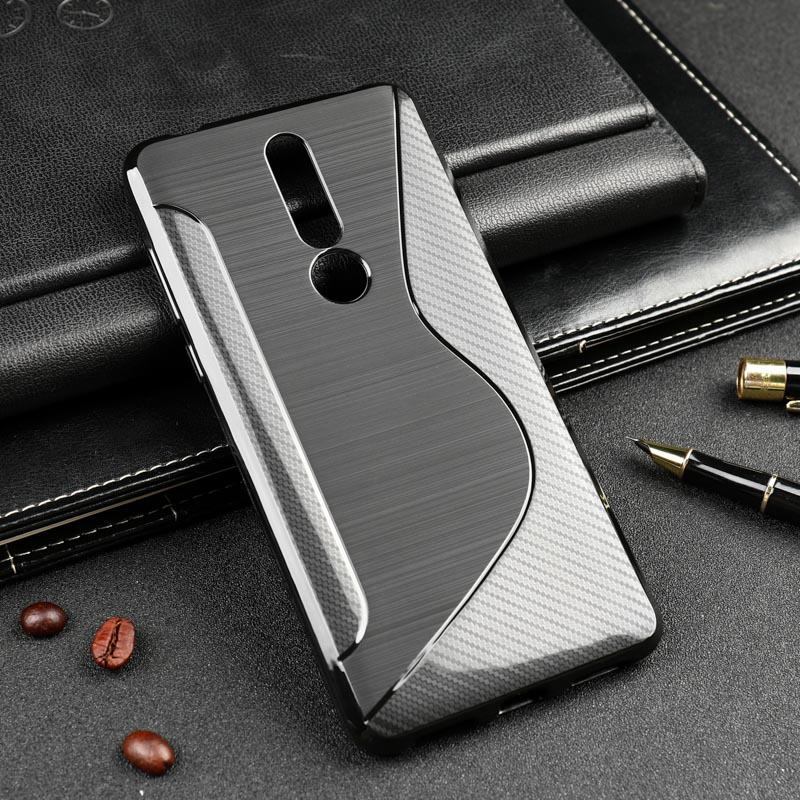Fintorp <font><b>Case</b></font> For <font><b>Nokia</b></font> 7.1 3.1 <font><b>Plus</b></font> <font><b>6.1</b></font> 6 2018 Hard Back Full <font><b>Covers</b></font> For <font><b>Nokia</b></font> <font><b>6.1</b></font> 4.2 3.2 7.1 5.1 3.1 2.1 8 <font><b>Cases</b></font> Bumper Funda image