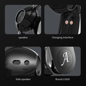 Image 5 - Caletop Wireless Sports Headphones Bluetooth Running Headsets HiFi TWS Earbuds 8D Sound Auto Pairing Intelligent Noise Reduction
