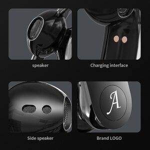 Image 5 - Caletop auriculares TWS, inalámbricos por Bluetooth, auriculares para correr, auriculares HiFi con sonido 8D, Emparejamiento automático, reducción de ruido inteligente