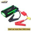 GKFLY банк высокой мощности литий-полимерный стартер для автомобиля 600A 12V Портативное зарядное устройство для стартера автомобиля пусковой у...