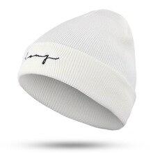Fashion Winter Hat Mountains Embroidered Beanie hats Cuffed Cap Bun ski Beanie Slouch Beanies hill hiking cap unisex