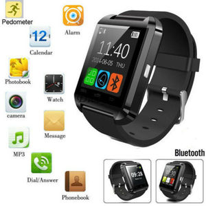 Bluetooth Wrist Smart Watch Ph