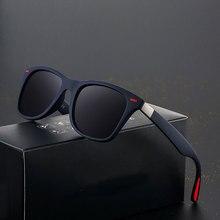 Reven Jate 1501 Men Polarized Sunglasses UV400 Man Sunwear Protection from Strong Sunlight