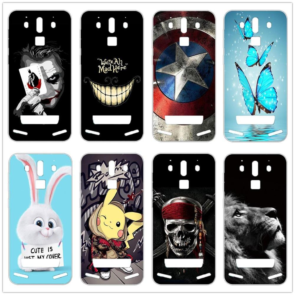 Glossy Silicone Case for DOOGEE S40 S70 S90 Pro S68 Pro Smartphone Protector TPU Bumper Cover Phone Funda Custodia Housse Coque(China)