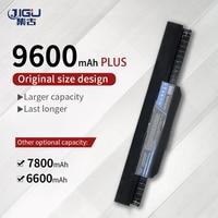 JIGU 9 Células Bateria Do Portátil Para Asus K53S K53 K53E K43E K53 K53T K43S X43E X43S X43E K43T K43U A53E A53S K53S Bateria