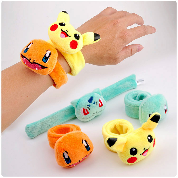 Suffed Pikachu Plush Toys Kawaii Cute Soft And Comfortable Animal Catoon Lucky Doll Mini Hand Ruler Toys For Kids Gifts