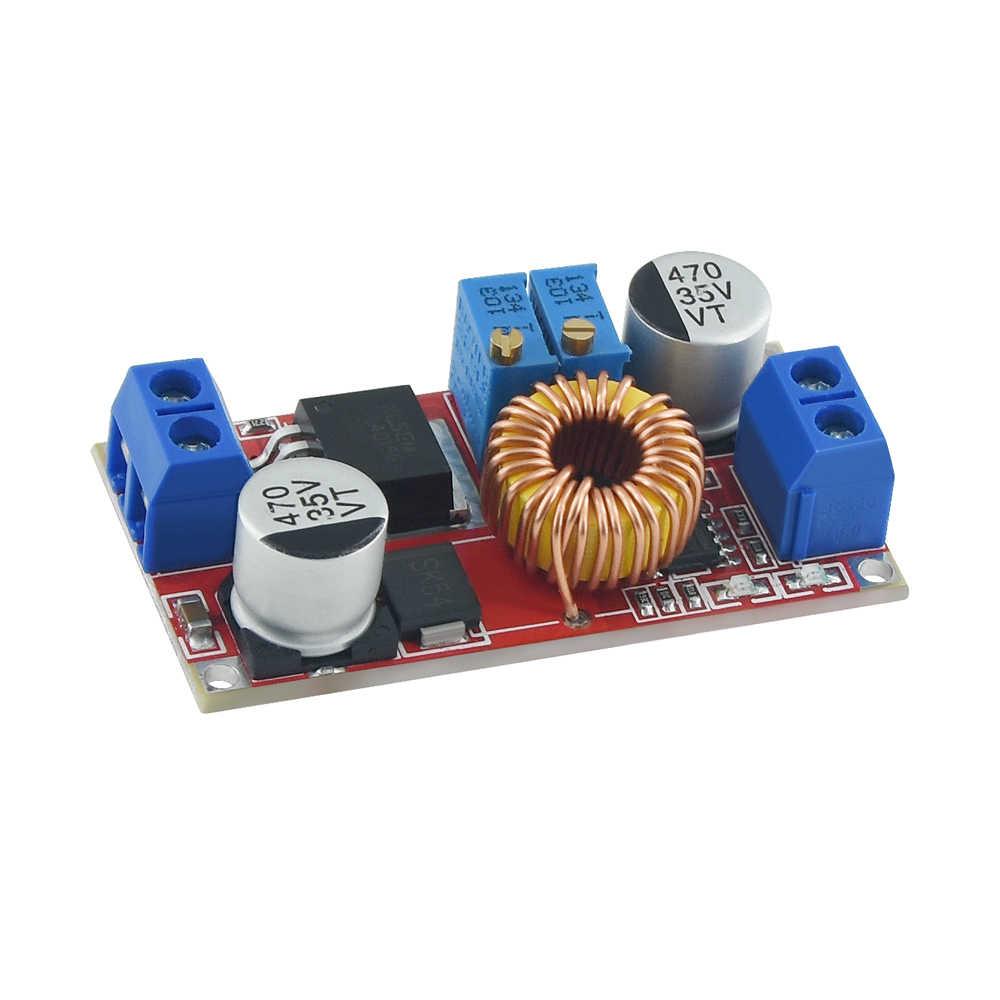 XL4015 E1 5A CC à CC CC CV batterie au Lithium abaisseur carte de charge convertisseur de alimentation LED Module de chargeur au Lithium