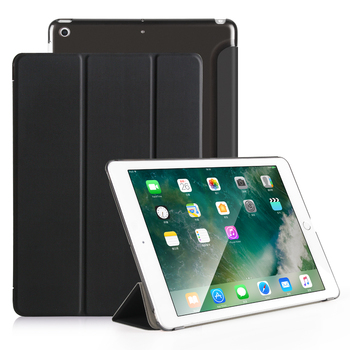 Case For iPad Air 1 2 9.7 2017 2018 Pu leather smart cover For 5th 6th Generation PC back case tablet case Auto Sleep/Wake case for ipad 9 7 inch 2018 2017 yrskv for ipad 6th generation new retro pu leather cover tpu smart sleep wake tablet case