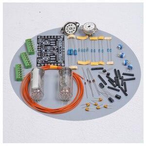 Image 5 - GHXAMP 6E2 kocie oko tube wskaźnik płyta sterownicza zestaw podwójny kanał fluorescencyjny wskaźnik poziomu wzmacniacz napędu DIY modyfikacji