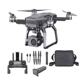 F7 4K Drone PRO Three-axis Mechanical Gimbal 4K Aerial Camera Brushless Motor Four-axis Aircraft With Storage Bag 2