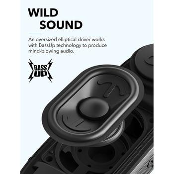 Soundcore Icon by Anker, Bluetooth Speaker, Waterproof Portable Speaker,IP67 Water Resistance, 12-Hour Playtime, Built-in Mic 1