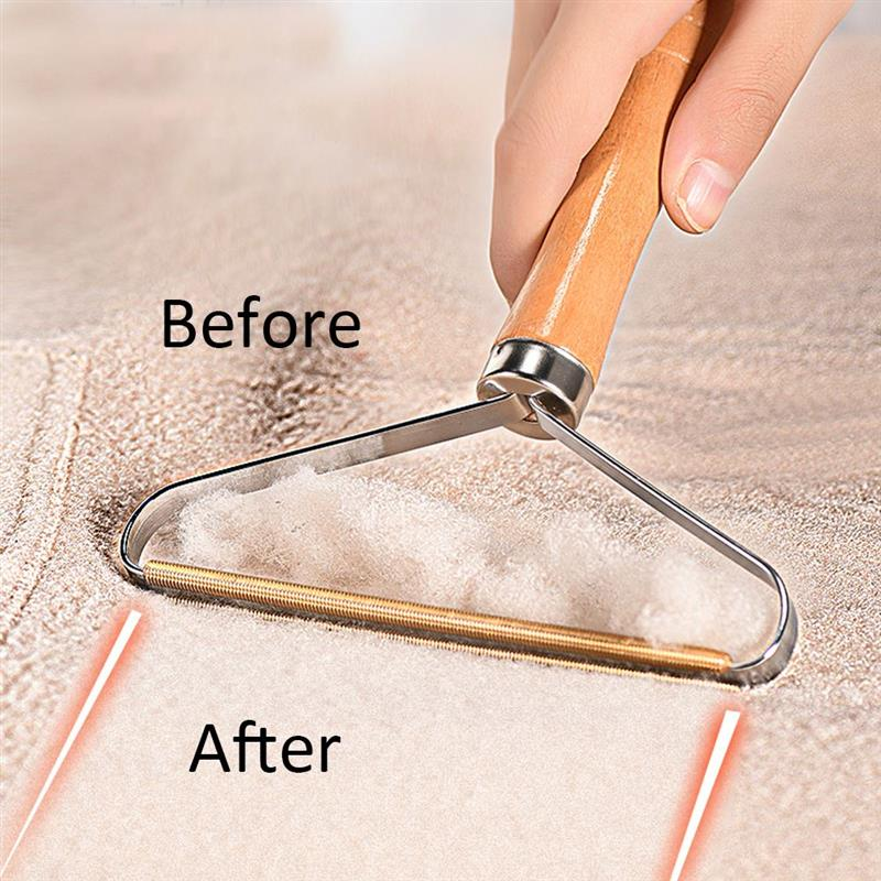 Mini Portable Lint Remover Fuzz Fabric Fluff Pellet Shaver For Clothes Lint Fur Brush Tool For Woven Coat Sweater Clothes Peeler