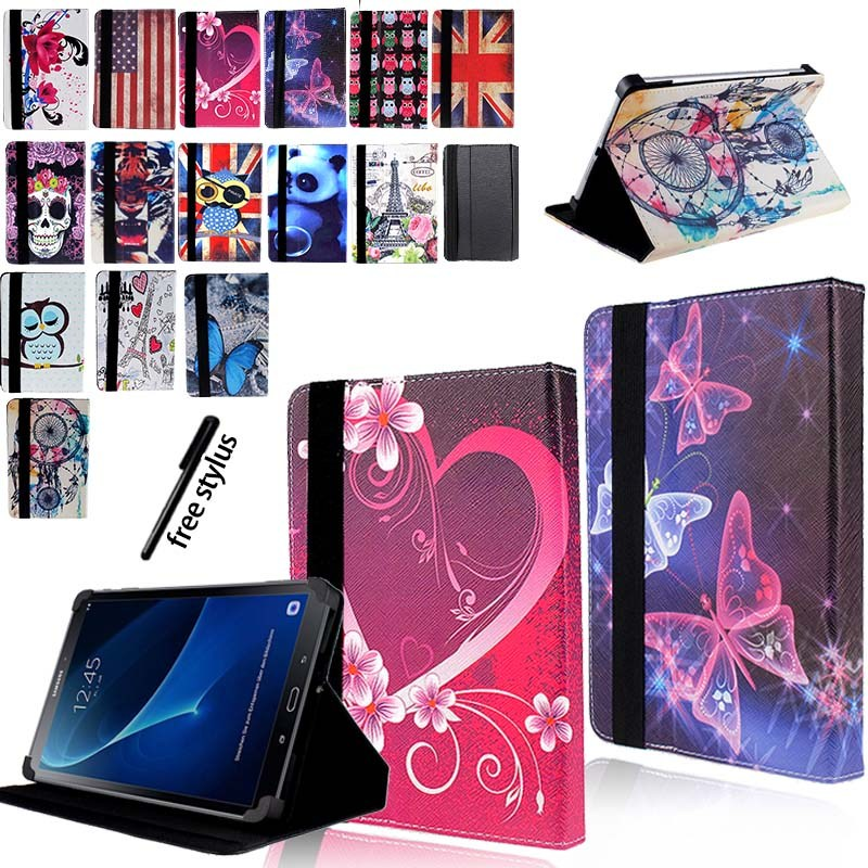 KK&LL For Samsung Galaxy Tab 2 P5100/Tab 3 P5200 GT-P5210/Tab 4 SM-T535 T533 T536 10.1