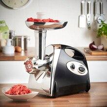 Hachoir à viande électrique 2800W, appareil de cuisine pour hacher la viande et les saucisses