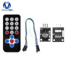 Infrarot Fernbedienung Modul Drahtlose IR Empfänger Modul DIY Kit HX1838 Für Arduino FÜR Raspberry Pi