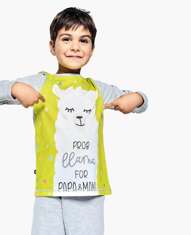Family Matching Smile Pajamas Set Women Kid Dad Adult PJs Sleepwear Nightwear