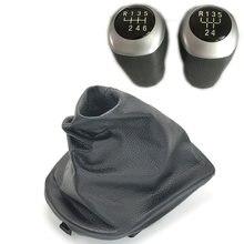 Кожаная задняя крышка рычага переключения передач для Hyundai verna 2010-2017 ручка ручного переключения передач