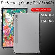 Caso tablet para samsung galaxy tab s7 2020 11