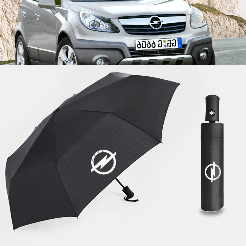 Samochód auto składany parasol biznesowy dla opla mercedes-benz BMW Audi Porsche Maserati Bentley Lexus logo toyoty parasol