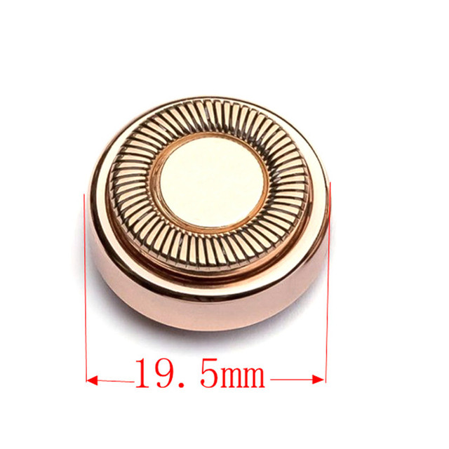 Electric Epilator Mini Painless Hair Removal Epilator For Women Face Lip Hair Body Facial Razor Makeup Party DIY Decoration
