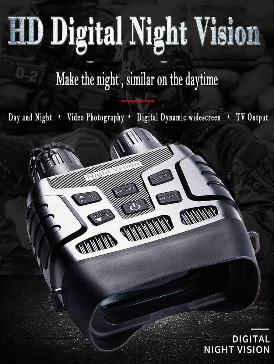 gravador de vídeo para o dia noite caça