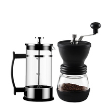 цена на Coffee Grinder Hand Coffee Bean Grinder Washing Household Ceramic Core Grinding Coffee Beans Manual Coffee Machine