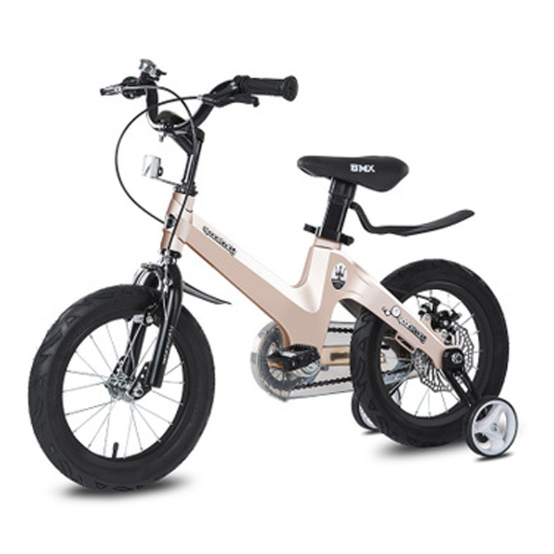 12/14/16inch children bike child bicycle Ultra light magnesium alloy disc brake kid bike with training wheel safety baby bicycle|Bicycle| |  - title=