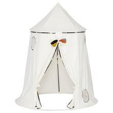 [us warehouse] хлопковая юртная палатка с белыми цветными флагами