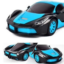 1:20 Scale Simulation Super Racing Cars With beautiful light Rc Speed Radio Remote Control Sports Car Gift