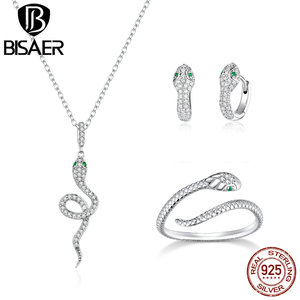 Spirit Snake Jewelry Sets BISA