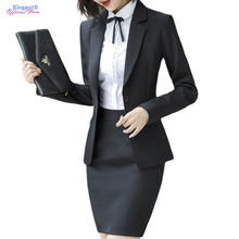 Костюм женский брючный костюм женский костюмы женские женский костюм деловой костюм с юбкой Женская деловая Рабочая куртка брюки комплект Модный повседневный Блейзер Офисная Женская одежда весна