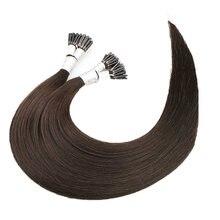 Toysww прямые волосы remy для наращивания на кератиновой основе