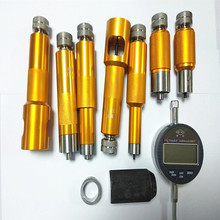 승진! Bossch 및 Densso 디젤 인젝터 밸브 스트로크 측정 도구 용 커먼 레일 인젝터 밸브 측정 도구 키트