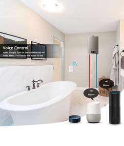 Image 3 - Smart Life WiFi Boiler Water Heater Switch 4400W App Remote ON OFF Timer Schedule Voice Control by Google Home Alexa Siri