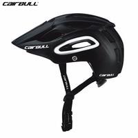 Homens ciclismo capacete da bicicleta capacete da bicicleta de montanha estrada casco
