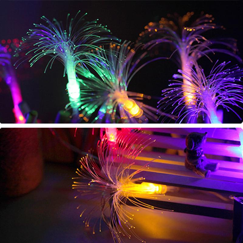 10m 100 Led Fiber Optic String Light