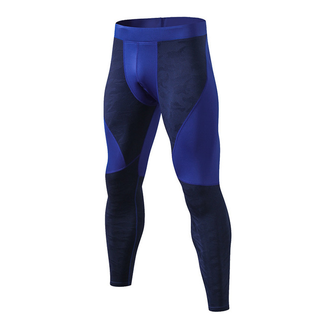 IEMUH Thermal Casual Pants Men Brand Compression Tights Skinny Leggings Men Fashion Elastic Fitness Male Trousers 41