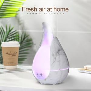 Image 5 - KBAYBO Luftbefeuchter Aroma Ätherisches Öl Diffusor 7 Farben LED nacht Licht kühlen nebel maker Aromatherapie für Home office schlafzimmer