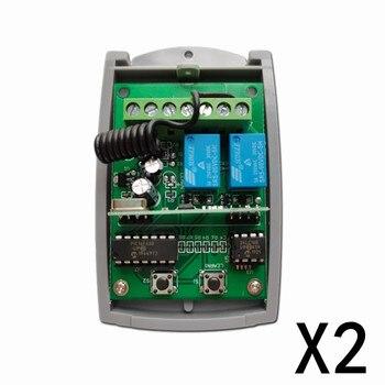 receiver DOORHAN garage remote receiver 433mhz gate control receiver Doorhan rolling code 433.92mhz receiver New