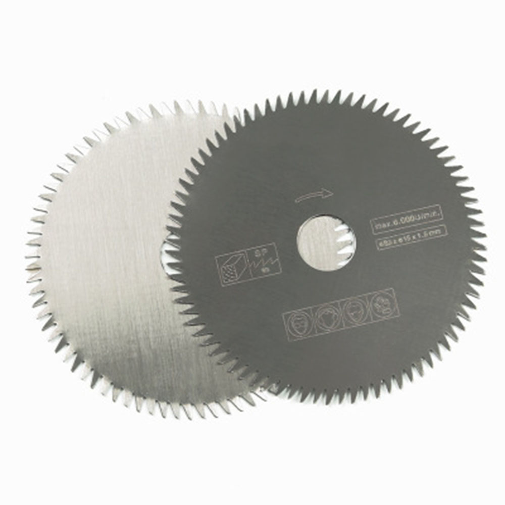 80mm Carbide Circular Saw Blade Cutting Disc Wood Cutting Wheel Multi-functional Grinding Tool