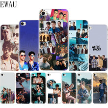 Jonas Brothers ซิลิโคน Matte สำหรับ iPhone 5 5s SE 6 6 S 7 8 PLUS X XR XS 11 pro MAX(China)