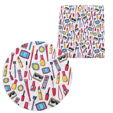 Tissue Cloth Fabric Patchwork 50--140cm-Character 100%Cotton for Puppet Garment Quilting-material/Doll/1yc11727