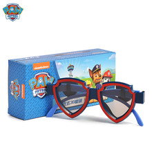 Paw Patrol-gafas especiales 3D para niños, lentes de sol polarizados para actividades al aire libre, con diseño de dibujos animados, sin Flash, juguete para regalo