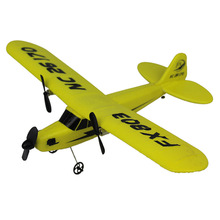 2.4G two way remote control glider foam glider fixed wing remote control airplane model toy цена