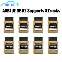 AdBlue Emulator NOX Emulation AdblueOBD2 Plug&Drive Ready Device by OBD2 Trucks Adblue OBD2 For Volvo/Iveco/SCANIA/DAF(China)