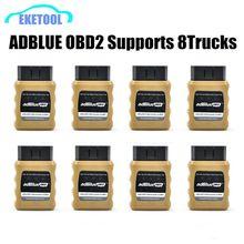 AdBlue المحاكي NOX مضاهاة AdblueOBD2 التوصيل والقيادة جهاز جاهز بواسطة OBD2 الشاحنات Adblue OBD2 لفولفو/ايفيكو/سكانيا/داف
