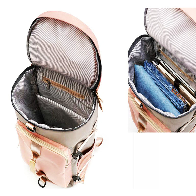 Gyn Bags For Women Fitness Backpack With Shoe Storage Bag Men Trainingl sack de sports Bag Travel Laptop Backpack Student Bags