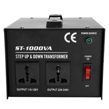 ST 1000W Transformer Efficient Step Up Down Transformer Home-use 110V or 220V Household Electrical Appliance Voltage Converter
