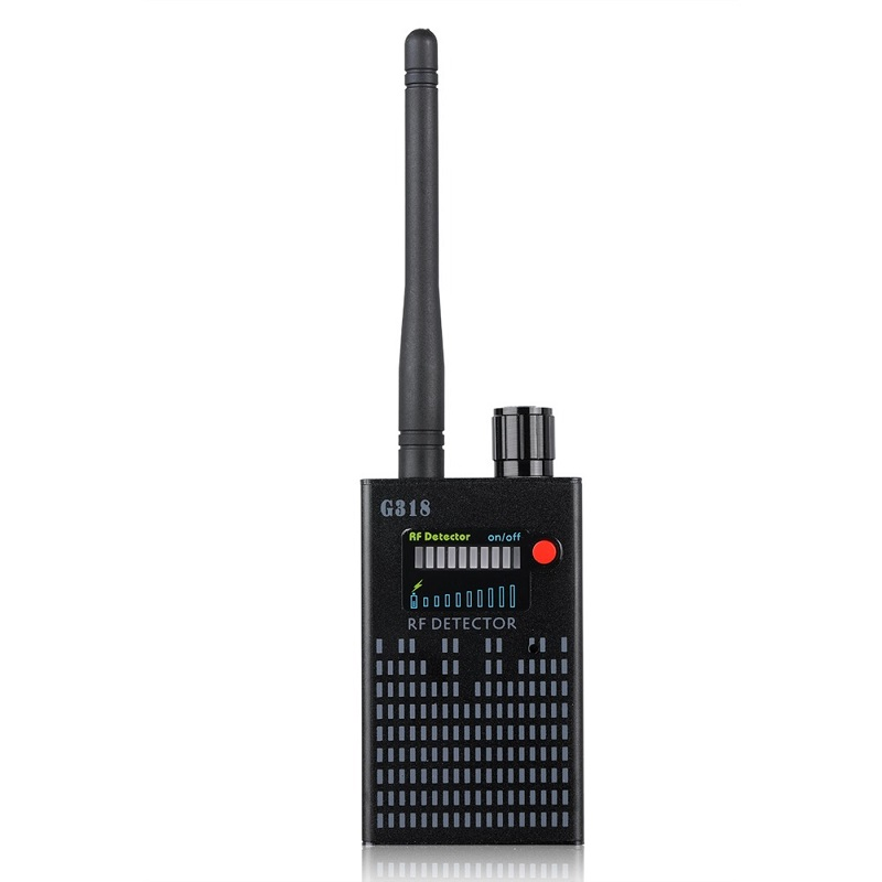 GSM Jammer Signal Blocker Bug Wiretap Hidden Camera Spy Camera GPS Tracker GSM Card RF Sound Signal Spy Devices Detector
